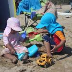 Child sunsuits